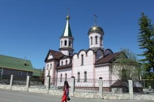 храм ап. Андрея с.Андреевка Кем р-на